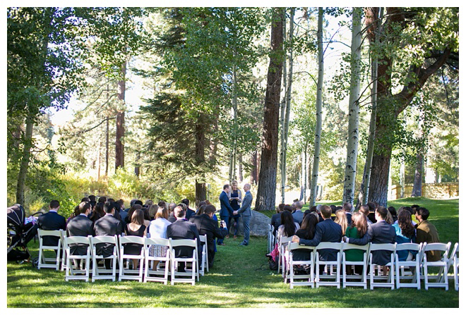 Aspen Grove Wedding Featured In Real Weddings Incline