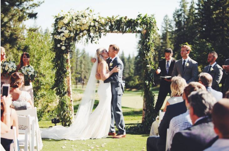katie hoss photography chateau ceremony