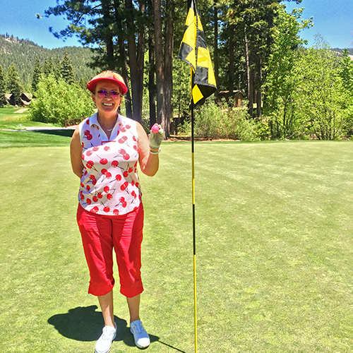 hole in one cheryl