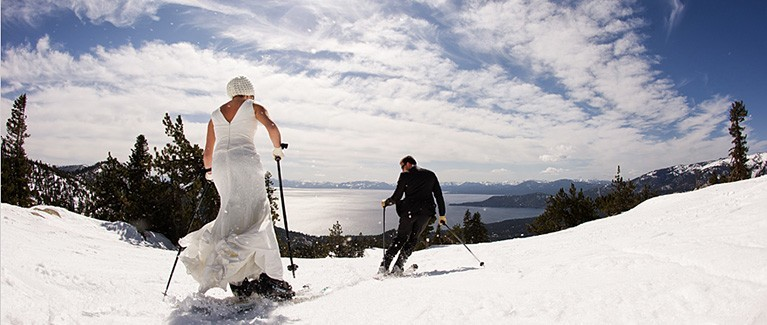 Winter Weddings Incline Village General Improvement