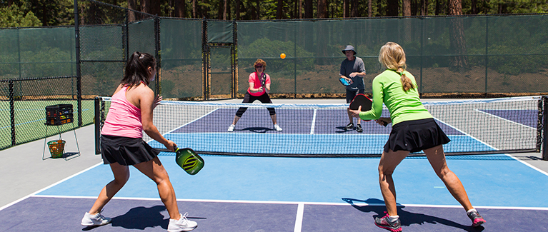 Lake Tahoe Pickleball Center Amp Programs Incline Village