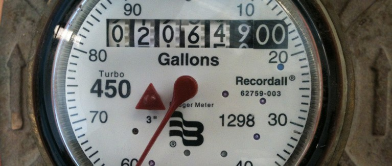 Locating / Reading Your Meter | Incline Village General Improvement